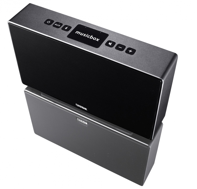 Portable- und Outdoor-Soundsysteme Canton Musicbox S, Canton Musicbox XS im Test , Bild 3