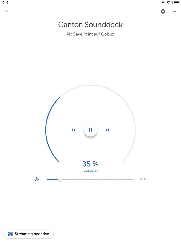 Soundbar Canton Smart Sounddeck 100 im Test, Bild 4