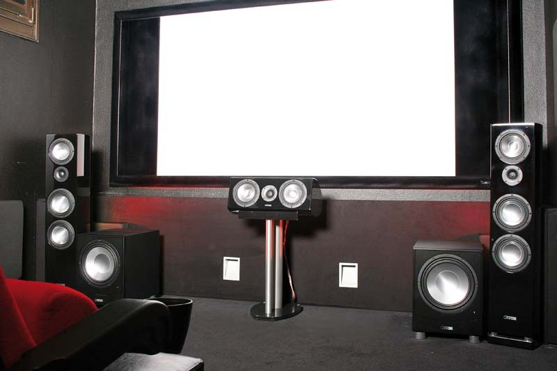 Test Subwoofer (Home) - Canton Sub12 - sehr gut - Seite 1