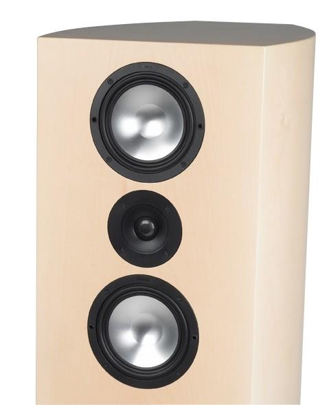 Lautsprecher Stereo Canton Vento Reference 1 DC im Test, Bild 3