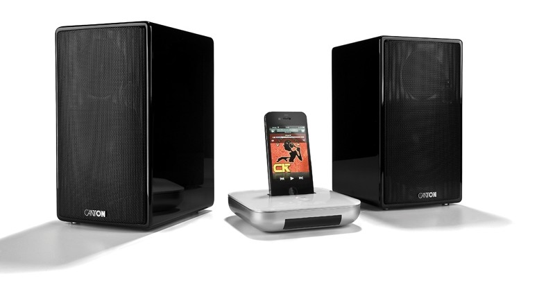 Lautsprecher Stereo Canton your_Duo, Canton your_Dock, Canton your_Stick im Test , Bild 1