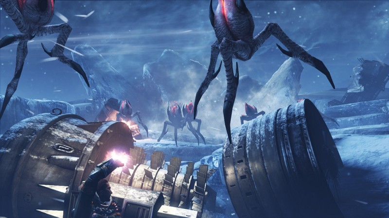 Games Playstation 3 Capcom Lost Planet 3 im Test, Bild 3