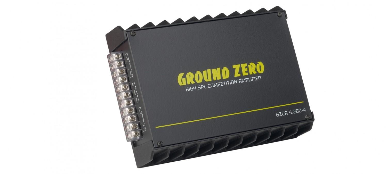 Car-HiFi Endstufe 4-Kanal Ground Zero GZCA 4.200-4 im Test, Bild 17