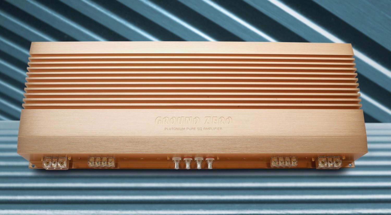 test car hifi endstufe 4 kanal ground zero gzpa. Black Bedroom Furniture Sets. Home Design Ideas