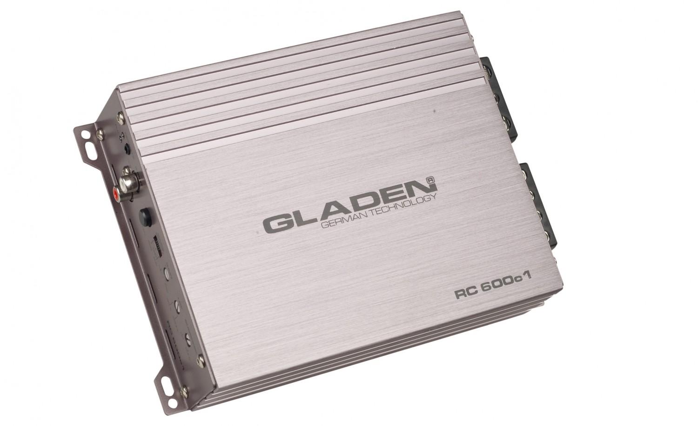 Car-HiFi Endstufe Mono Gladen Audio RC 600c1, Gladen Audio RC 90c2, Gladen Audio RC 70c4 im Test , Bild 4