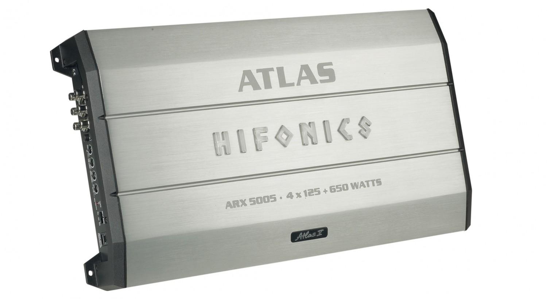 Car HiFi Endstufe Multikanal Hifonics ARX5005 im Test, Bild 22