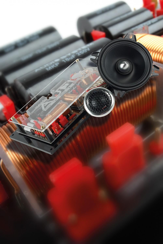 test car hifi lautsprecher 10cm audio system hx 100. Black Bedroom Furniture Sets. Home Design Ideas