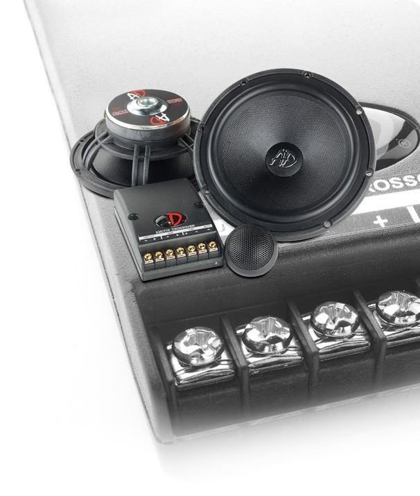 test car hifi lautsprecher 16cm audio development ad6. Black Bedroom Furniture Sets. Home Design Ideas