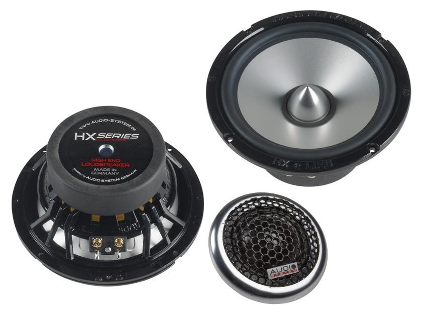 test car hifi lautsprecher 16cm audio system ex 165. Black Bedroom Furniture Sets. Home Design Ideas