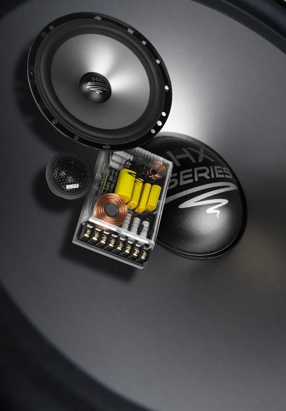 test car hifi lautsprecher 16cm audio system hx 165 sq. Black Bedroom Furniture Sets. Home Design Ideas