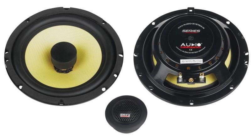 test car hifi lautsprecher 16cm audio system r 165 flat. Black Bedroom Furniture Sets. Home Design Ideas
