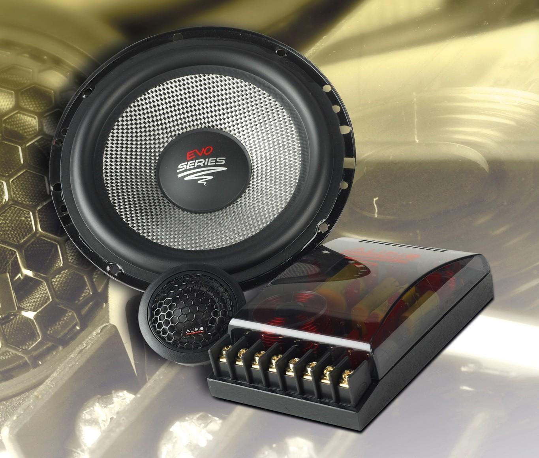 test car hifi lautsprecher 16cm audio system x 165 evo. Black Bedroom Furniture Sets. Home Design Ideas