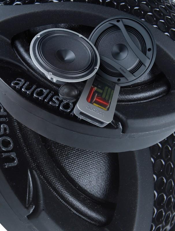 test car hifi lautsprecher 16cm audison voce av k6. Black Bedroom Furniture Sets. Home Design Ideas