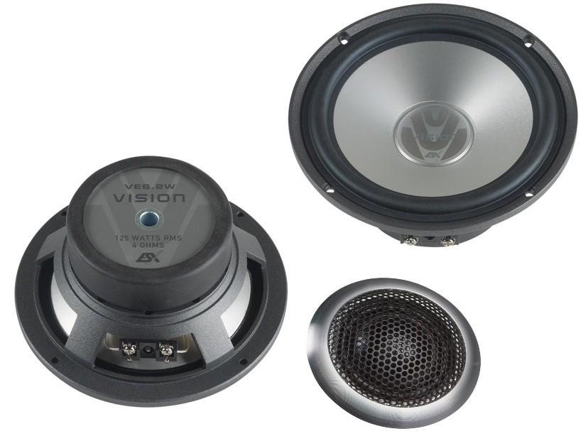 Car-HiFi-Lautsprecher 16cm ESX V 6.2W/VE 6.2T im Test, Bild 14