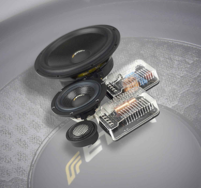 test car hifi lautsprecher 16cm eton mas 160 sehr gut. Black Bedroom Furniture Sets. Home Design Ideas