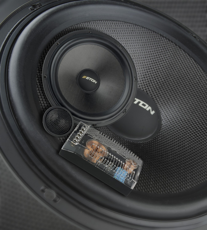 test car hifi lautsprecher 16cm eton rsr 160 sehr gut. Black Bedroom Furniture Sets. Home Design Ideas