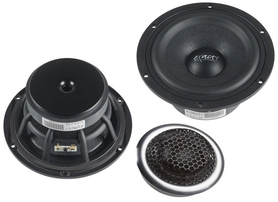 Car-HiFi-Lautsprecher 16cm Exact M 182 W/HX 22 T4G im Test, Bild 20