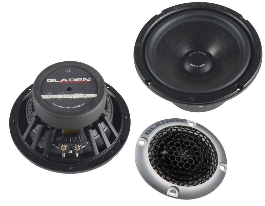 Car-HiFi-Lautsprecher 16cm Gladen Audio Zero Pro 165.2 DC aktiv im Test, Bild 38