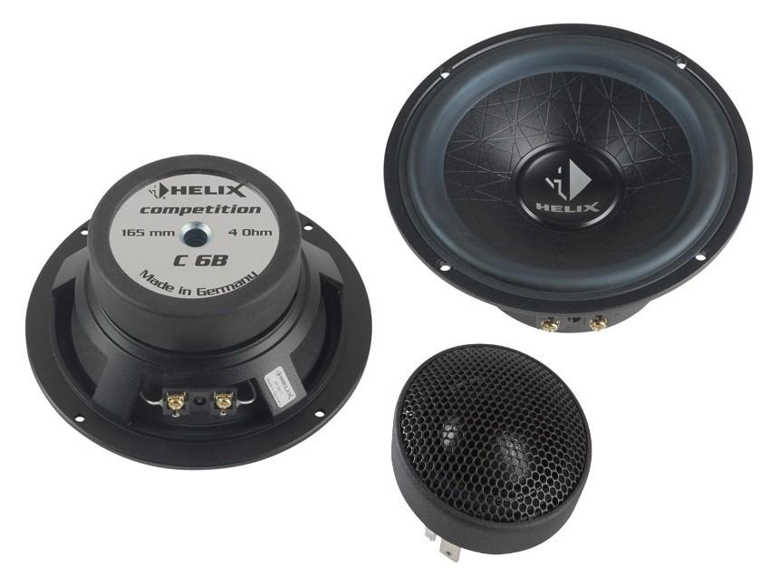 Car-HiFi-Lautsprecher 16cm Helix C 6B/P 1T im Test, Bild 56