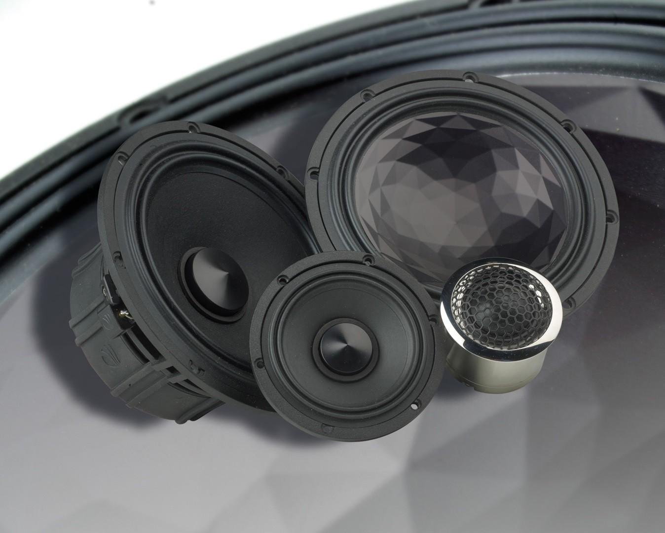 test car hifi lautsprecher 16cm rainbow pl w6p pl m3p pl. Black Bedroom Furniture Sets. Home Design Ideas