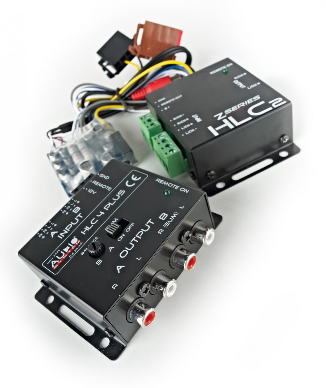 Car-Hifi sonstiges Audio System HLC-Serie im Test, Bild 1