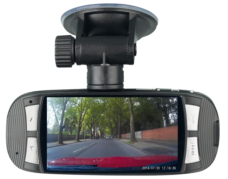 Car-Hifi sonstiges Audiovox DVR 300 HD-GPS im Test, Bild 1