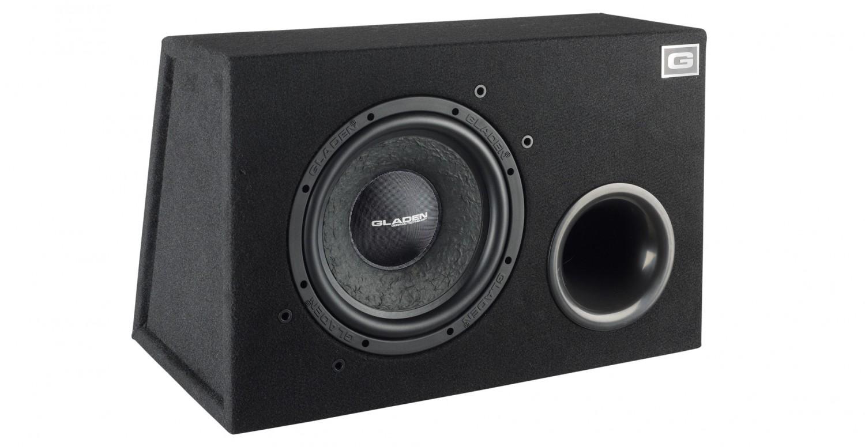 test car hifi subwoofer aktiv gladen audio rsx 10 aktiv sehr gut. Black Bedroom Furniture Sets. Home Design Ideas