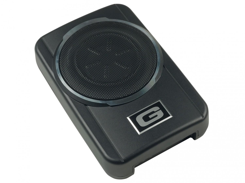 test car hifi subwoofer aktiv gladen audio us 8 sehr gut. Black Bedroom Furniture Sets. Home Design Ideas