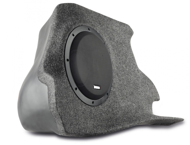 test car hifi subwoofer aktiv mb quart qb250 bmw1 sehr gut. Black Bedroom Furniture Sets. Home Design Ideas