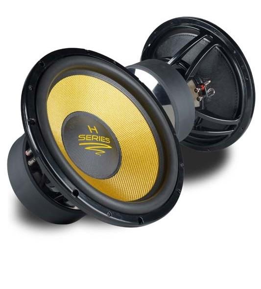 test car hifi subwoofer chassis audio system h 15 spl. Black Bedroom Furniture Sets. Home Design Ideas