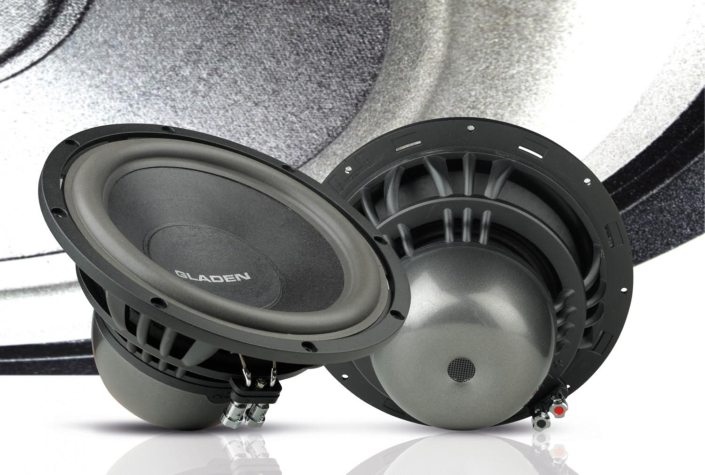 test car hifi subwoofer chassis gladen audio aerospace. Black Bedroom Furniture Sets. Home Design Ideas