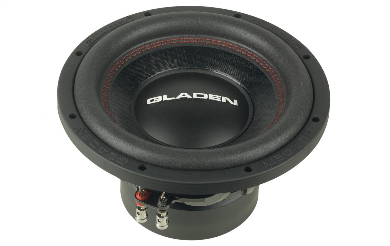 test car hifi subwoofer chassis gladen audio rs x10. Black Bedroom Furniture Sets. Home Design Ideas