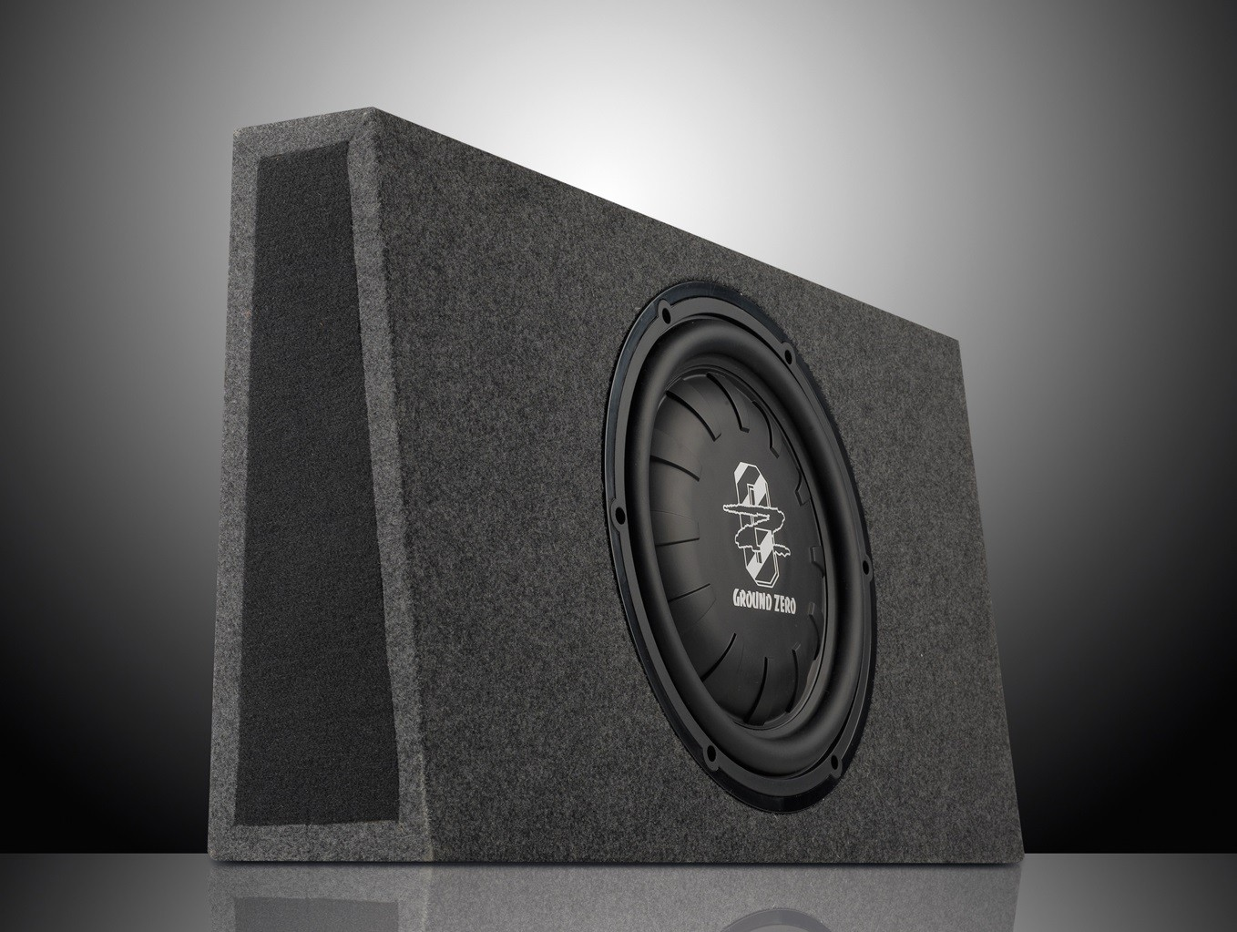 test car hifi subwoofer geh use ground zero gzrb 3000xfl. Black Bedroom Furniture Sets. Home Design Ideas