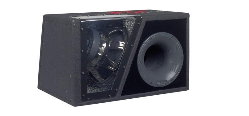 Car-Hifi Subwoofer Gehäuse Mac Audio STx 112 BP im Test, Bild 32