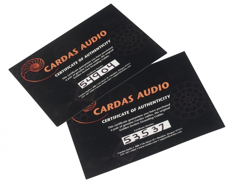 Phonokabel Cardas Iridium Phono, Cardas Clear Beyond Phono im Test , Bild 9
