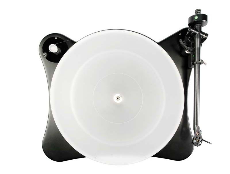 Plattenspieler Cargo Records 33punkt3 im Test, Bild 1