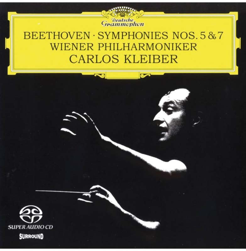 Download Carlos Kleiber/Vienna Philharmonic - Beethoven: Symphonie Nos. 5 and 7 (Deutsche Grammophon) im Test, Bild 1