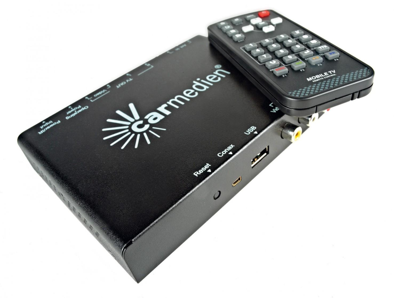 Car-Hifi sonstiges Carmedien DVB1646 im Test, Bild 1