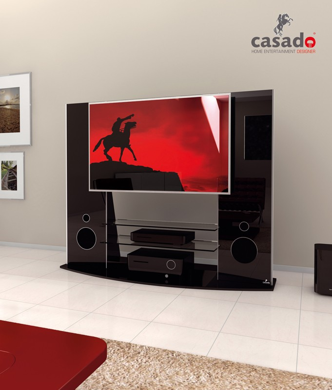 test hifi tv m bel casado rotator sound sehr gut. Black Bedroom Furniture Sets. Home Design Ideas