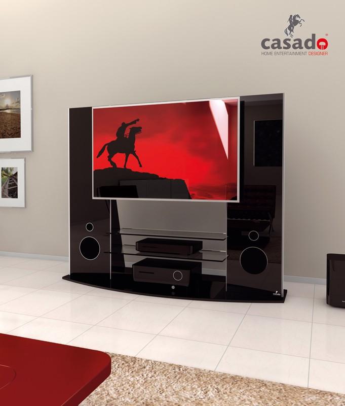 test hifi tv m bel casado rotator sound sehr gut. Black Bedroom Furniture Sets. Home Design Ideas