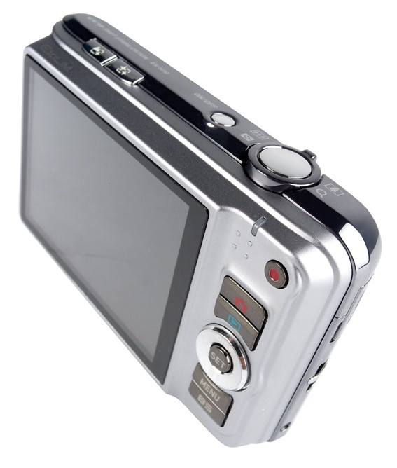 Digitale Fotoapparate (kompakt) Casio Exilim EX-H10 im Test, Bild 2
