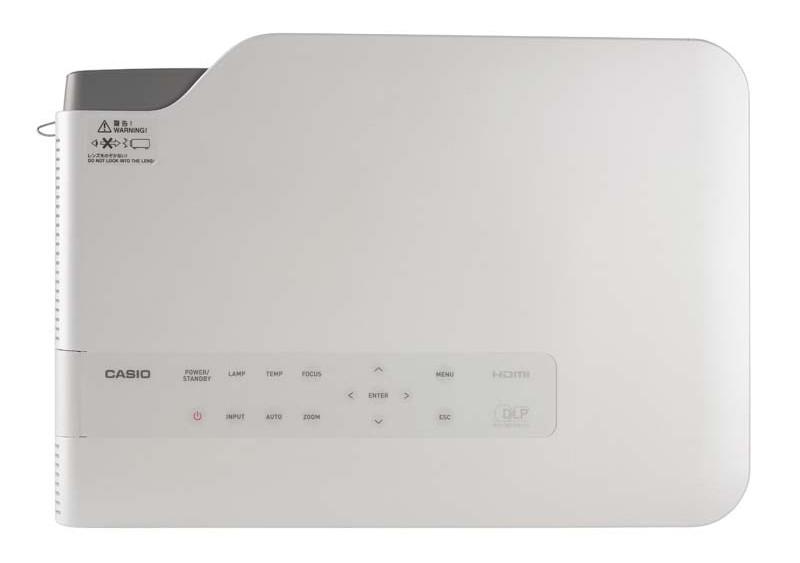 Beamer Casio XJ-A230 im Test, Bild 3