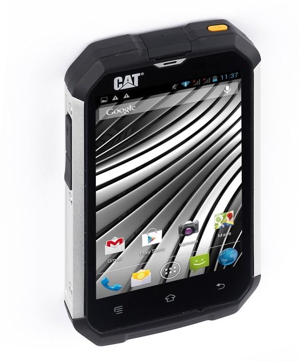 Smartphones Caterpillar B15 im Test, Bild 2