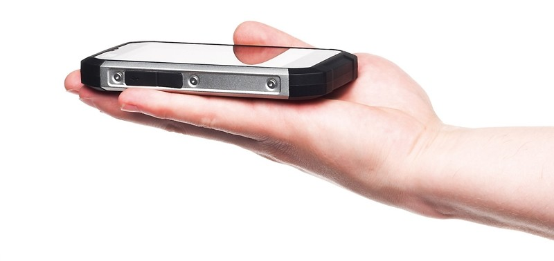 Smartphones Caterpillar B15 im Test, Bild 3