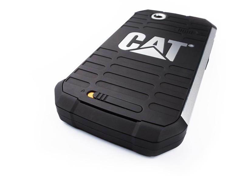 Smartphones Caterpillar B15 im Test, Bild 4