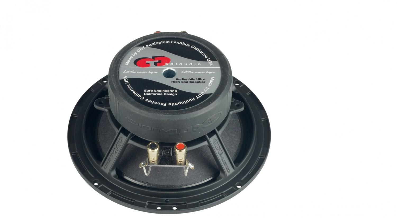 Car-Hifi Subwoofer Chassis CDT Audio HD-6M DVC im Test, Bild 5
