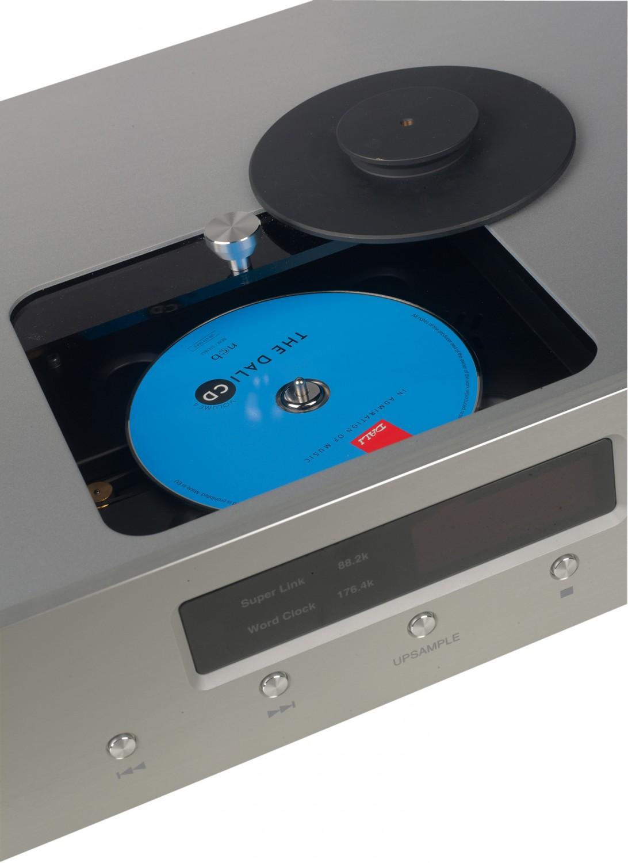 CD-Player CEC TL 2N im Test, Bild 2