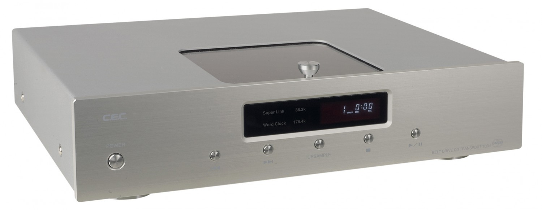 CD-Player CEC TL 2N im Test, Bild 3