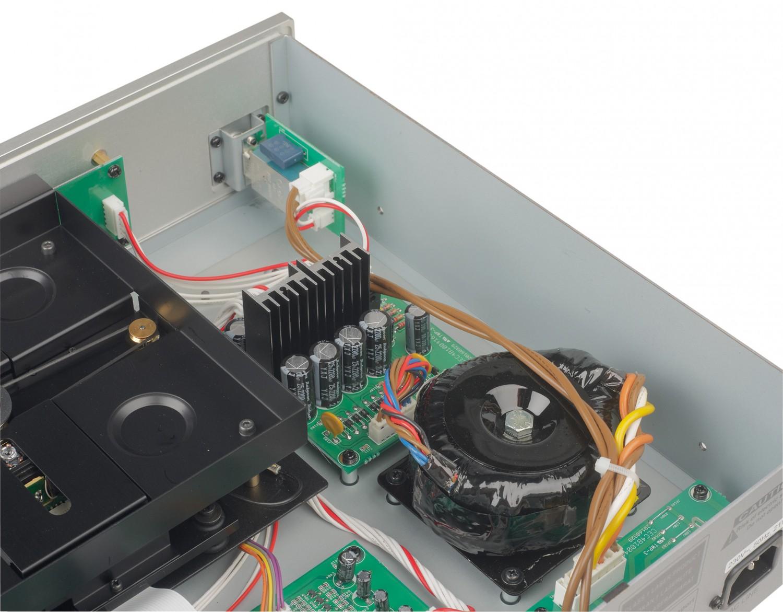 CD-Player CEC TL 2N im Test, Bild 5