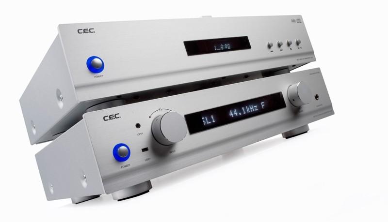 CD-Player CEC TL3N, CEC DA3N im Test , Bild 1